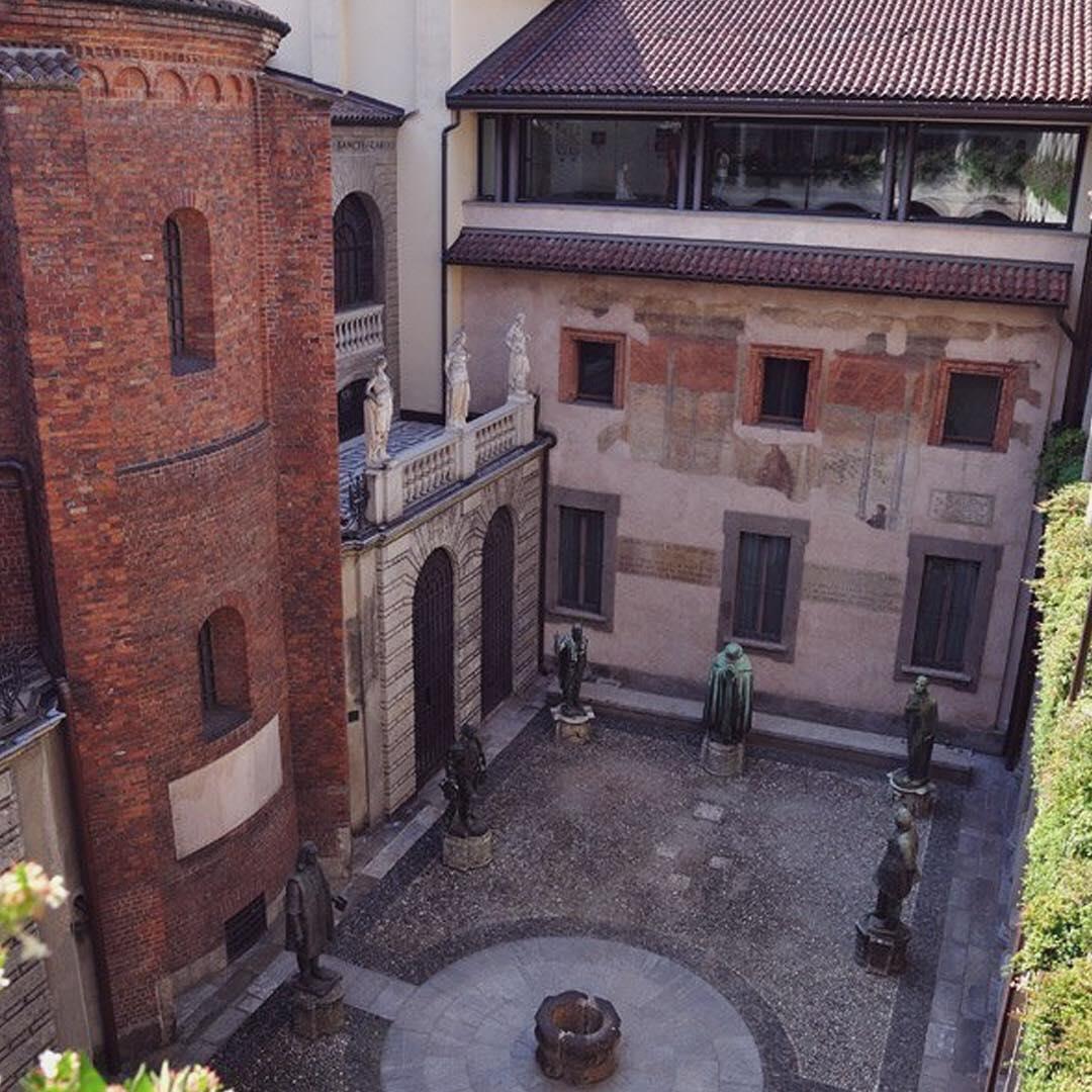 Best place in Milano ever! Se devo scegliere il miohellip